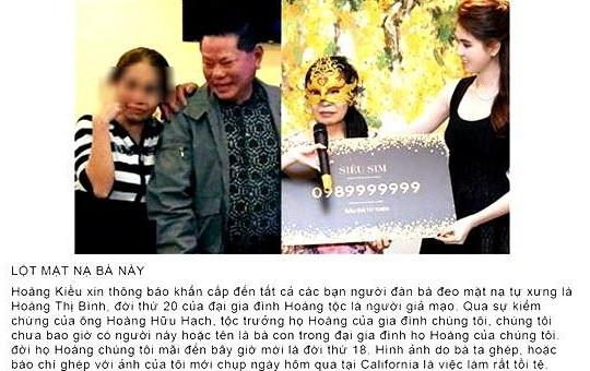 Hoàng Kiều 'lột mặt nạ' nữ doanh nhân bí ẩn, xót thương cho Ngọc Trinh