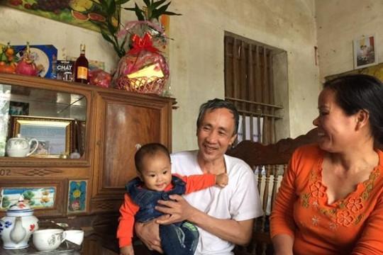 Tết sum vầy của gia đình ông Hàn Đức Long