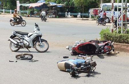15 người tử vong do tai nạn giao thông trong ngày 29 Tết