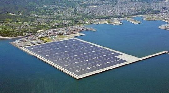 Đề xuất dự án điện mặt trời nổi 1.500 tỉ vào Quy hoạch
