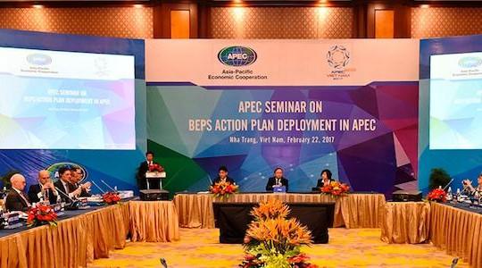 Việt Nam phối hợp quốc tế chống dịch chuyển lợi nhuận