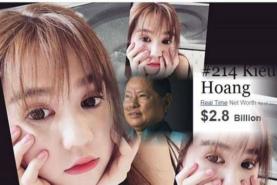 Ngọc Trinh không muốn làm gì hậu chia tay, tài sản Hoàng Kiều giảm 300 triệu USD