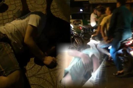 Sàm sỡ cô gái trên đường Sài Gòn giữa đêm khuya và cái kết đắng
