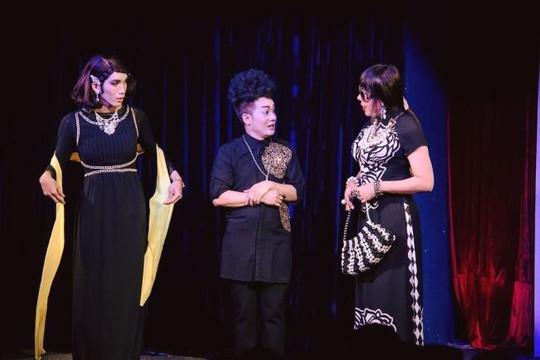 Sân khấu Minh Nhí lên án những gameshow nhảm nhí hiện nay