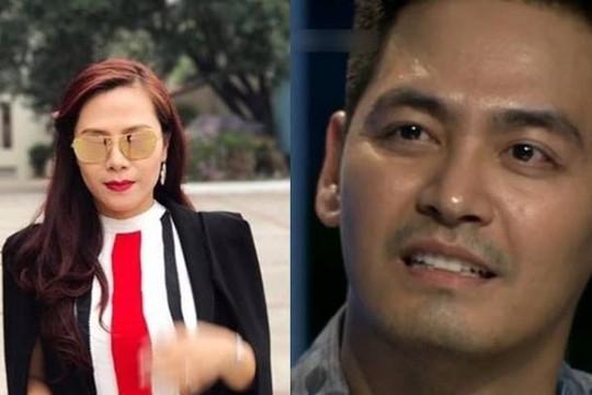 Bị chỉ trích vì so vợ với Mỹ Tâm, MC Phan Anh phản ứng bất ngờ