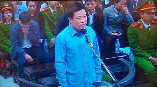 Hà Văn Thắm thừa nhận có chủ trương chi lãi ngoài