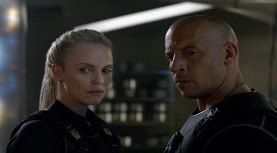 Vin Diesel, Charlize Theron về phe Ác trong Fast & Furious 8