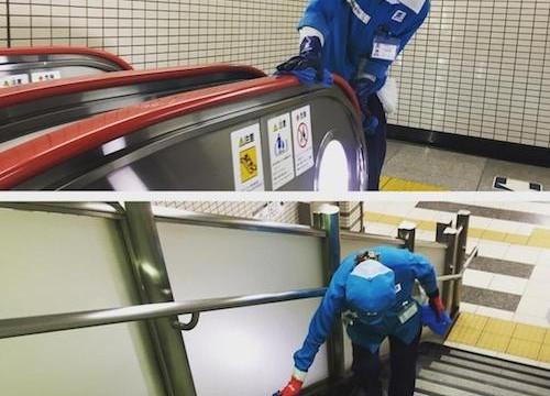9 điều về tàu điện ngầm Tokyo của Nhật khiến người Mỹ 'phát điên'