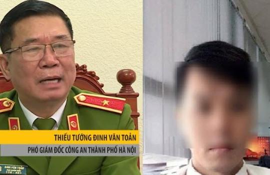 Phó giám đốc Công an Hà Nội: Cao Mạnh Hùng không phải cháu Chủ tịch UBND tỉnh Thái Bình