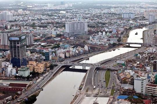 Khu vực trung tâm Sài Gòn rung lắc
