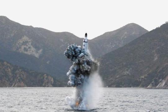 Tên lửa Triều Tiên có thể tấn công quân đội Mỹ ở bang Alaska