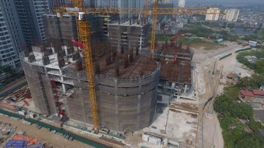 Hà Nội: Hai công nhân rơi từ chung cư đang xây tử vong