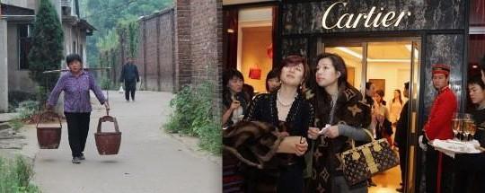 Trung Quốc như ngồi trên bom khi bất bình đẳng xã hội ở mức báo động