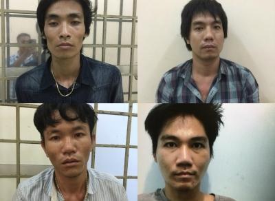 Triệt phá đường dây ma túy khủng tại Sài Gòn