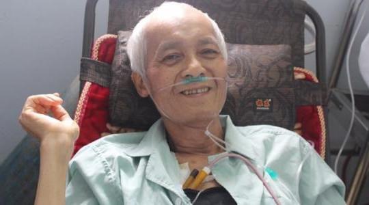 Không thể níu cõi trần gian, diễn viên Duy Thanh qua đời ở tuổi 61