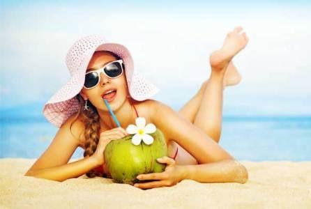Các loại nước uống mùa hè giúp đẹp da và dáng