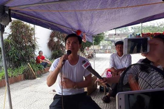 Vụ Đồng Tâm: Dân làng thả ông Đặng Văn Cảnh Trưởng ban Tuyên giáo huyện Mỹ Đức