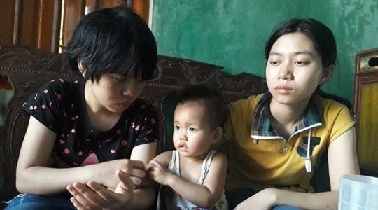 Đại gia Lê Ân hỗ trợ 30 triệu cho cháu Nguyễn Thị Sáng