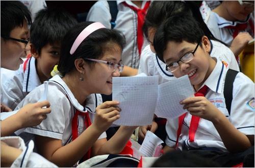 Hà Nội khuyến khích các trường tuyển sinh vào lớp 6 bằng hình thức trực tuyến để minh bạch hơn