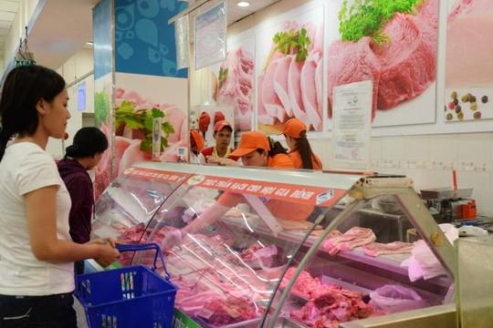 TP.HCM tập trung 'giải cứu' thịt heo