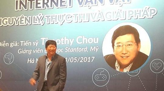 'Kế thừa chất xám giúp các startup IoT của Việt Nam nhanh chóng rút ngắn khoảng cách'