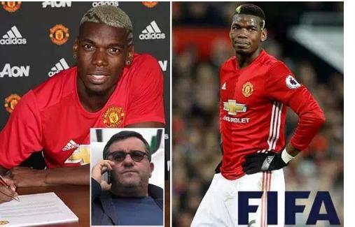 FIFA điều tra khẩn vụ chuyển nhượng kỷ lục của Paul Pogba từ Juventus đến M.U