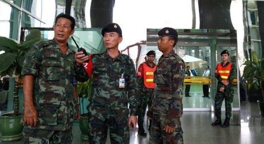 Nổ bom tại bệnh viện quân đội ở Bangkok, 24 người bị thương
