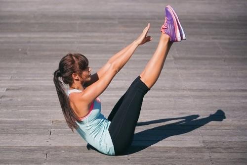 Những bài tập giúp giảm mỡ bụng nhanh chóng và hiệu quả