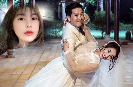 Ngỡ ngàng vì Quế Vân like ảnh cưới Trường Giang - Nhã Phương