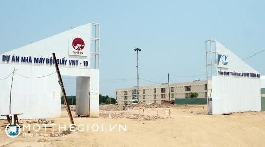 Quảng ngãi: Hội Người cao tuổi kêu cứu với Huyện ủy về ống xả thải của nhà máy giấy VNT19
