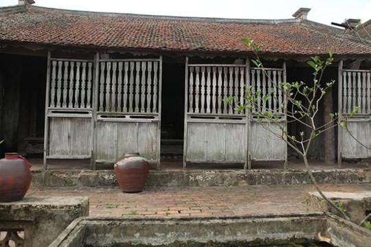 Chuyện ít biết về ngôi nhà Bá Kiến hơn 100 năm tuổi ở 'làng Vũ Đại'