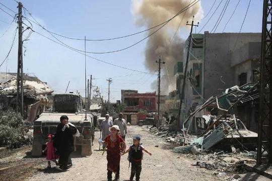 Mỹ thừa nhận không kích làm chết hơn 484 thường dân Iraq và Syria