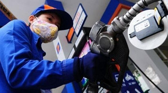 Giá xăng dầu đồng loạt tăng từ 15h ngày 5.6