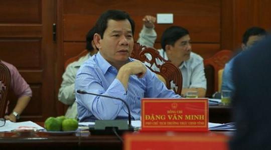 Phó chủ tịch Quảng Ngãi nói gì về việc đưa tin dự án VNT19