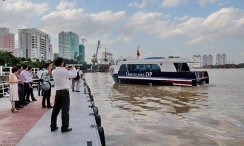 Sẽ khai thác ít nhất 7 chương trình du lịch đường thủy đến 2020