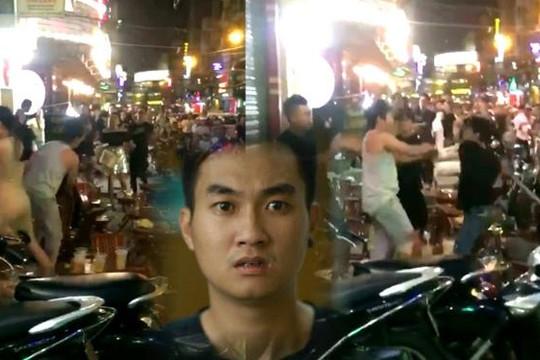 Diễn viên Phạm Anh Tuấn lên tiếng vụ đánh nhau với nhân viên giữ xe