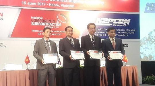 Việt Nam – Nhật Bản chung tay củng cố ngành công nghiệp hỗ trợ