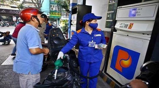 Giá xăng dầu giảm mạnh từ 15 giờ chiều 20.6