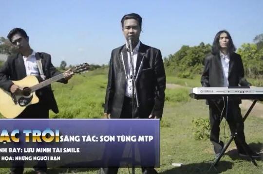 Lạc trôi phiên bản bolero của Tài Smile khiến Sơn Tùng M-TP ngỡ ngàng
