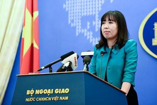 Việt Nam yêu cầu Mỹ dỡ bỏ cấm vận chống Cuba
