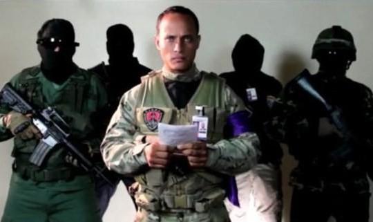 Venezuela đặt quân đội trong tình trạng báo động sau 'vụ khủng bố bằng trực thăng'