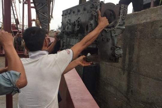 Tàu vỏ thép: Ngư dân Thanh Hóa xem xét kiện công ty đóng tàu Đại Dương