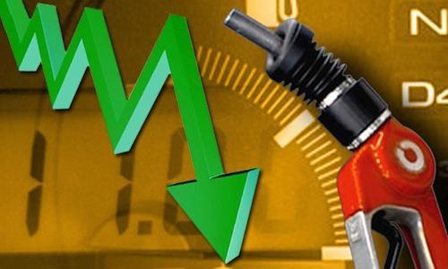 Giá xăng RON 92 giảm từ 17 giờ chiều nay, giá dầu tăng