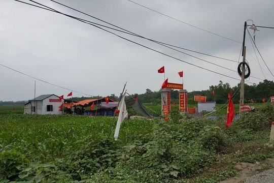 Các cựu lãnh đạo xã Đồng Tâm chia đất công cho vợ, em gái đứng tên