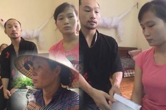 Chủ viện tóc quay clip 'bẩn' nhận cô bán trà đá làm mẹ, đền 15 triệu
