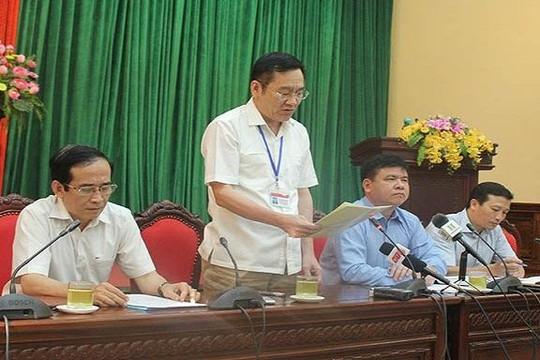 Bị 'nói xấu, đe dọa', Phó chủ tịch quận Thanh Xuân có đơn gửi công an