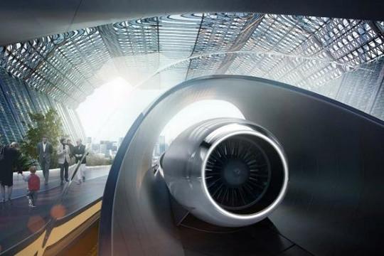 Elon Musk được 'bật đèn xanh' xây Hyperloop nối New York và Washington