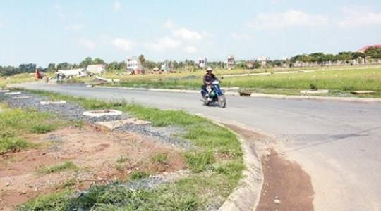 TP.HCM điều chỉnh giá đất 15 quận huyện