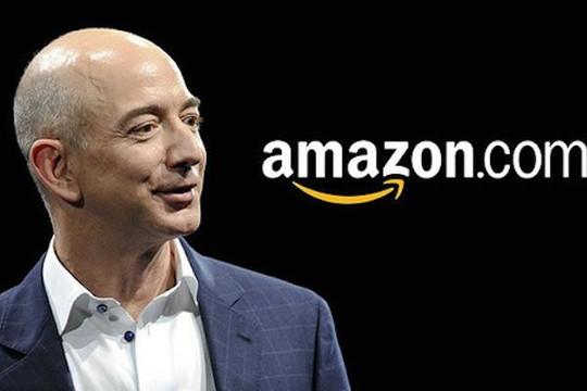 Ông chủ Amazon Jeff Bezos trở thành người giàu nhất thế giới