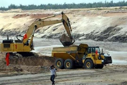 Bộ Công Thương: Đề xuất dừng dự án mỏ sắt Thạch Khê là chưa đủ cơ sở khoa học